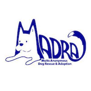 MADRA Mutts Anonymous Dog Rescue & Adoption Logo