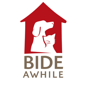 Bide Awhile Animal Shelter Society Logo