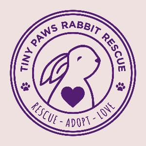 Tiny Paws Rabbit Rescue Logo