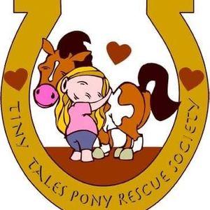 Tiny Tales Pony Rescue Society Logo