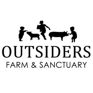 Outsiders Farm & Sanctuary, Inc Logo