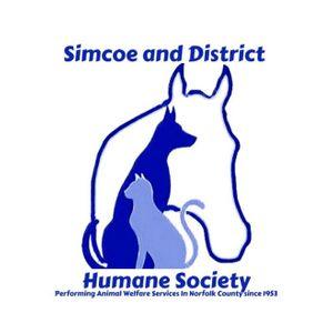 Simcoe District Humane Society Logo