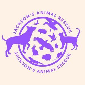 Jackson's animal rescue Logo