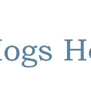 Wild Hogs Hedgehog Rescue Logo