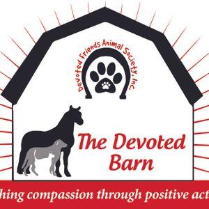 The Devoted Barn Logo