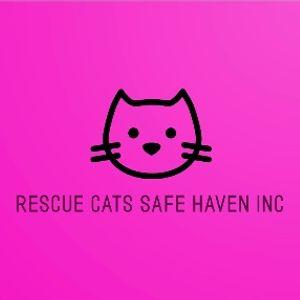 Rescue Cats Safe Haven Inc Logo