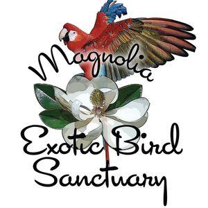 Magnolia Exotic Bird Sanctuary Logo