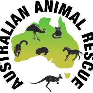 Australian Animal Rescue Inc Logo