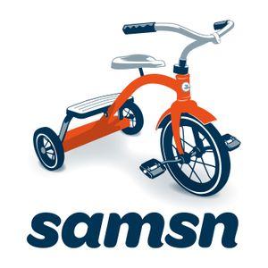 SAMSN, Survivors & Mates Support Network Logo