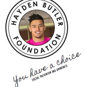 Hayden Butler Foundation Logo