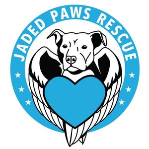 Jaded Paws Rescue Logo