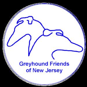 GREYHOUND FRIENDS OF NEW JERSEY, INC. Logo