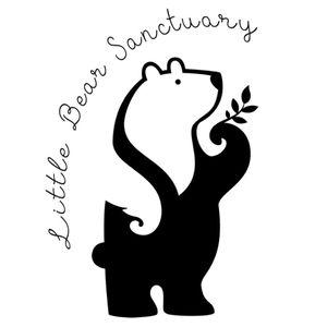 Little Bear Sanctuary Logo