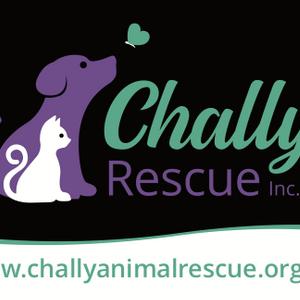 Chally animal rescue Bendigo Logo