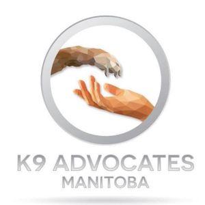K9 Advocates Manitoba Logo