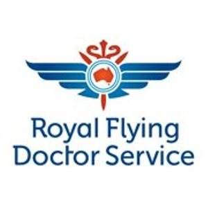 Royal Flying Doctor Service (South Eastern Section) Logo