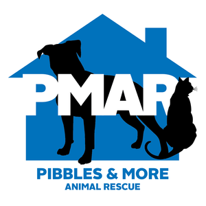 Pibbles & More Animal Rescue Logo