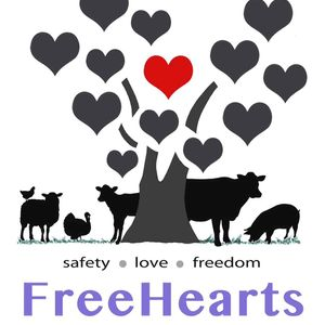 FreeHearts Animal Sanctuary Inc Logo