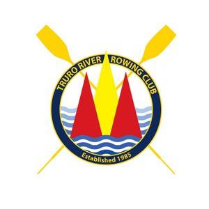 Truro river rowing club Logo