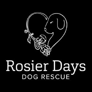 Rosier Days Dog Rescue Society Logo