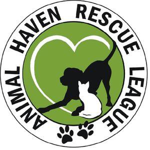 Animal haven Rescue League Logo