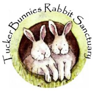 Tuckerbunnies Rabbit Sanctuary and Bunny Boarding Logo