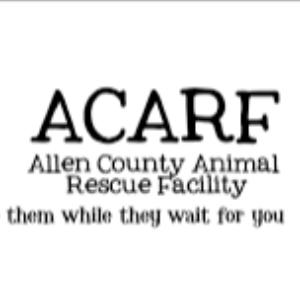 ACARF Allen County Animal Rescue Facility Logo