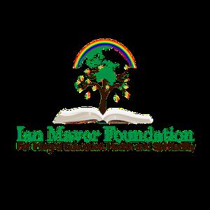 The Rainbow House (part of The Rev. Dr Ian Mavor Foundation) Logo