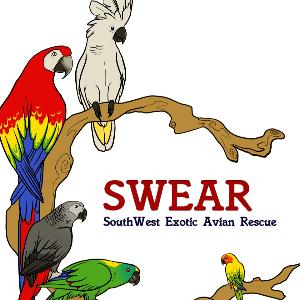 SouthWest Exotic Avian Rescue Logo