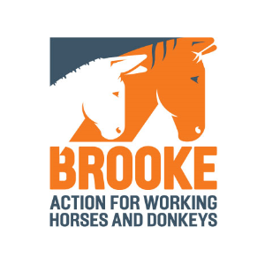 Brooke, Action For Working Horses and Donkeys Logo