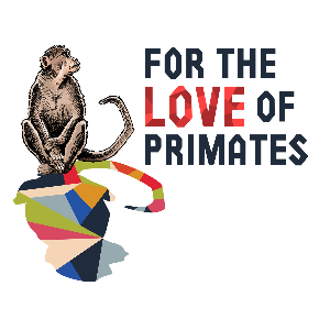 For the Love of Primates Logo