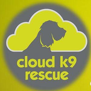 Cloud K9 Rescue Logo