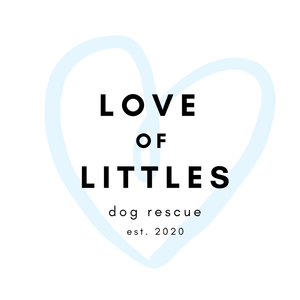Love of Littles Dog Rescue and Foundation Logo