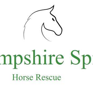 Hampshire Spirit Horse Rescue Logo