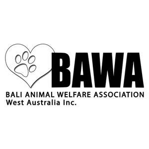 Bali Animal Welfare Association West Australia Inc Logo