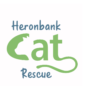 Heronbank cat rescue Logo