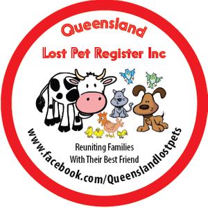 Queensland Lost Pet Register Logo