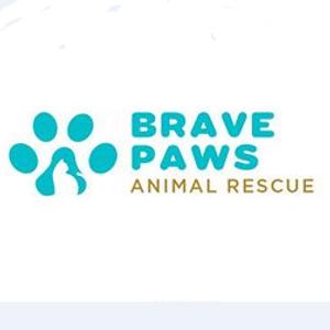 Brave Paws Animal Rescue Logo