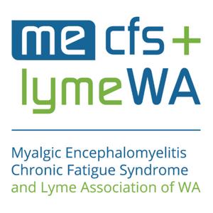 ME/CFS and Lyme Association of WA, Inc. Logo