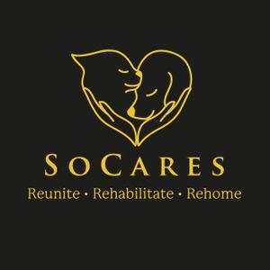 SoCares - Charmhaven Animal Care Facility Logo