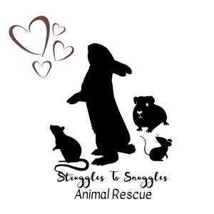 Struggles to snuggles animal rescue Logo