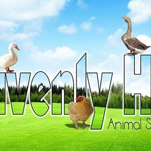 Heavenly Hills Animal Sanctuary Logo