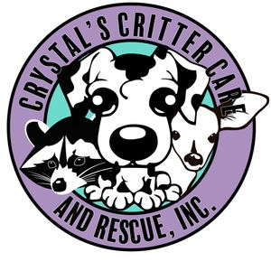 Crystal's Critter Care and Rescue Inc Logo