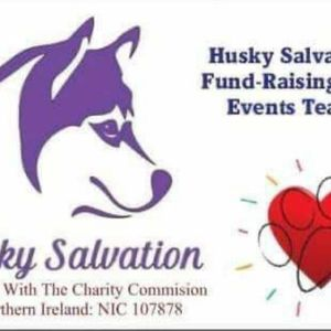 Husky salvation Logo
