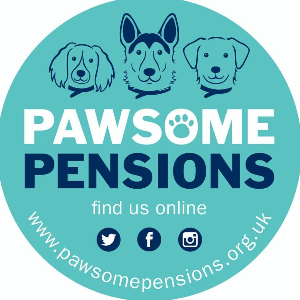 Pawsome Pensions Logo