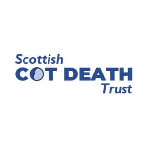 Scottish Cot Death Trust Logo
