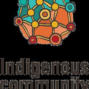 Indigenous Community Volunteers Logo