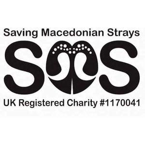Saving Macedonian Strays Logo