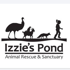 Izzie's Pond Logo
