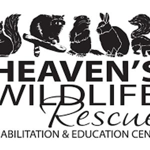 Heaven's Wildlife Rescue & Rehabilitation Centre Logo